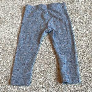 Gray Leggings 12-18